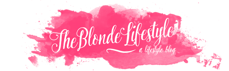 The Blonde Lifestyle