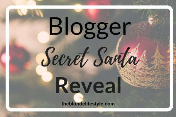 Merry Christmas Everyone! This year I participated in my first blogger secret santa and had a blast shopping for my gifts. Wait till you see what I received from one of my favorite bloggers! --theblondelfiestyle.com