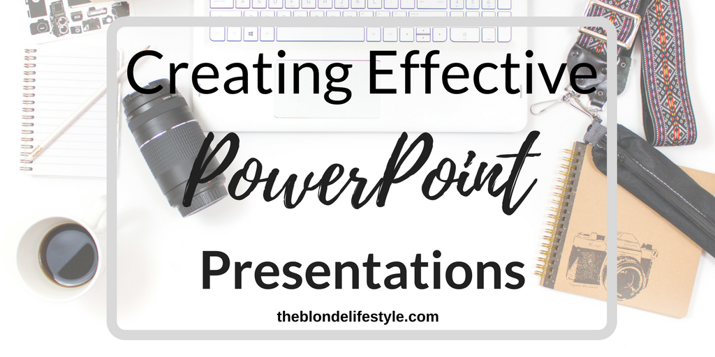 creating a good powerpoint presentation
