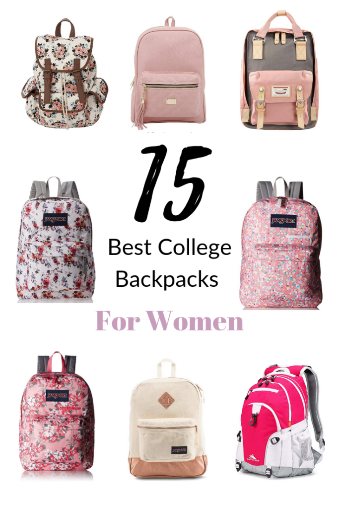 Best College Backpacks 2019 The Best College Backpacks For College Students | TheBlondeLifestyle